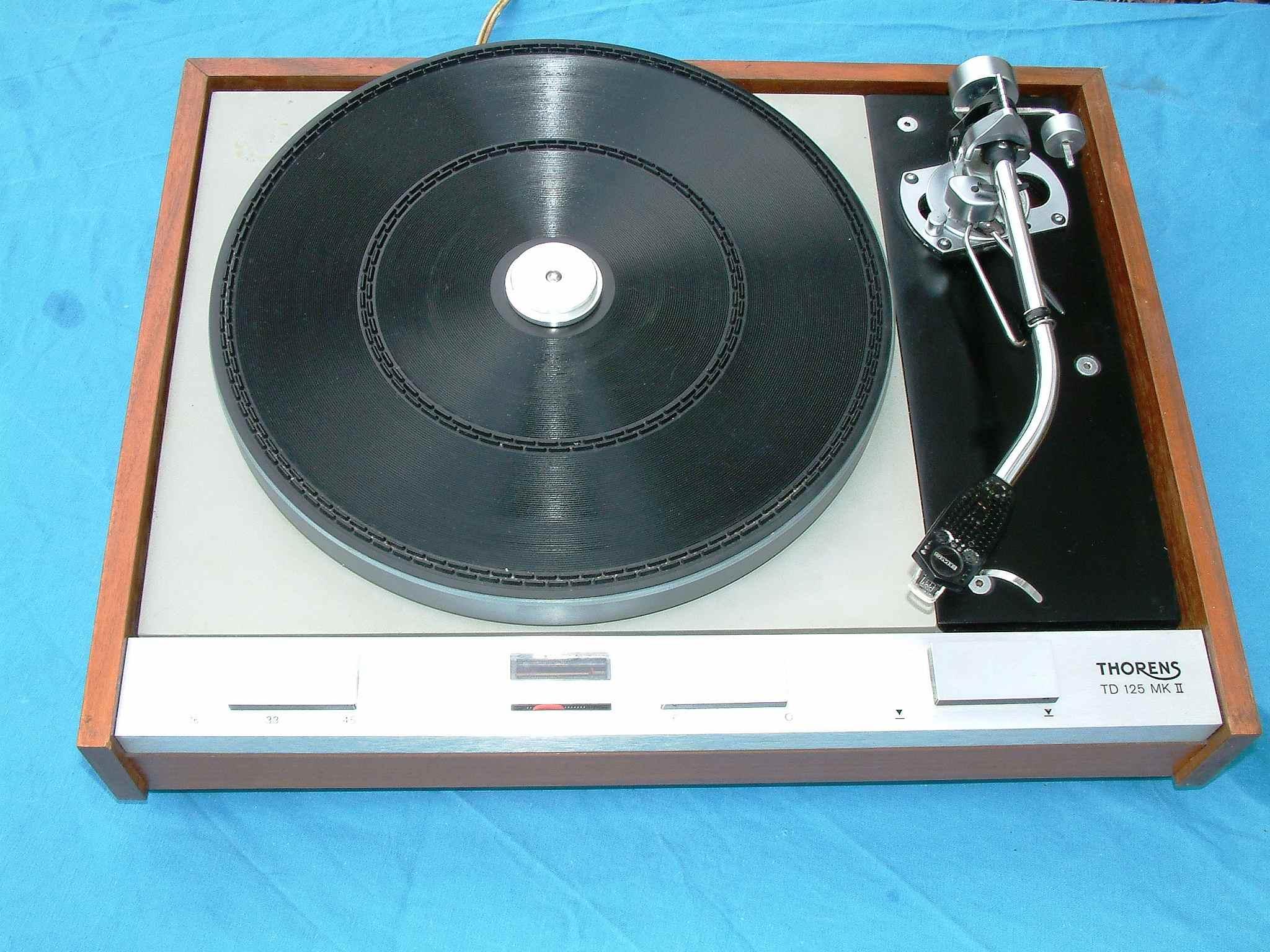Hifi Record Decks